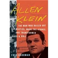 Allen Klein by Goodman, Fred, 9780547896861