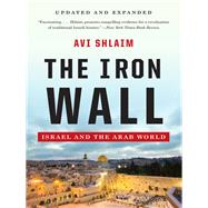 The Iron Wall by Shlaim, Avi, 9780393346862