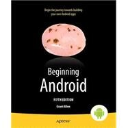 Beginning Android by Allen, Grant, 9781430246862