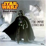 Star Wars: The Empire Strikes Back Read-along Storybook and Cd by Disney Book Group, 9781484706862