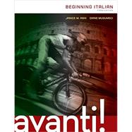 Avanti: Beginning Italian with Connect Access Card (with digital WBLM) by Aski, Janice; Musumeci, Diane, 9781259676864