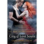 City of Lost Souls by Cassandra Clare, 9781442416864