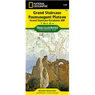 National Geographic Trails Illustrated Topographic Map Grand Staircase, Paunsaugunt Plateau, Utah: Grand Staircase-Escalante NM by National Geographic Maps, 9781566956864