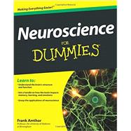 Neuroscience for Dummies by Amthor, Frank, 9781118086865