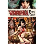 Vampirella Feary Tales 1 by Collins, Nancy A.; Grayson, Devin; Shirley, John; St. John, Denis; Bissette, Stephen R., 9781606906866