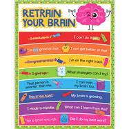 School Tools Retrain Your Brain Chart by Carson-Dellosa Publishing Company, Inc., 9781483836867