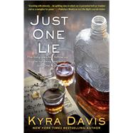 Just One Lie by Davis, Kyra, 9781476756868