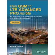 From Gsm to Lte-advanced Pro and 5g by Sauter, Martin, 9781119346869
