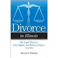 Divorce in Illinois by Peskind, Steven N., 9781943886869