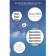 Dept. of Speculation by Offill, Jenny, 9780345806871