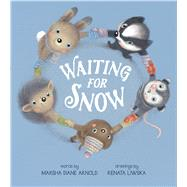 Waiting for Snow by Arnold, Marsha Diane; Liwska, Renata, 9780544416871