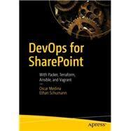 Devops for Sharepoint by Medina, Oscar; Ethan, Schumann, 9781484236871