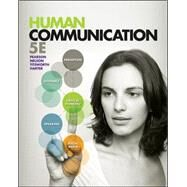 Human Communication by Pearson, Judy; Nelson, Paul; Titsworth, Scott; Hosek, Angela, 9780078036873