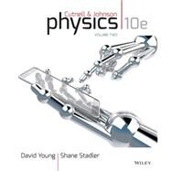 Cutnell & Johnson Physics Vol. 2 by Young, David; Stadler, Shane, 9781118836873