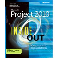 Microsoft Project 2010 Inside Out by Stover, Teresa; Biafore, Bonnie; Marinescu, Andreea, 9780735626874