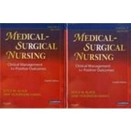 Medical-Surgical Nursing: Clinical Management for Positive Outcomes (Two-Volume set)