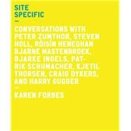 Site Specific by Forbes, Karen, 9781941806876