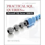 Practical SQL Queries for Microsoft SQL Server 2008 R2 by Tennick, Art, 9780071746878