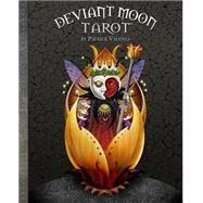 Deviant Moon Tarot by Valenza, Patrick, 9781572816879