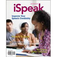 iSpeak: Public Speaking for Contemporary Life by Nelson, Paul; Titsworth, Scott; Pearson, Judy, 9780078036880