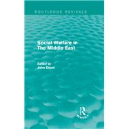 Social Welfare in The Middle East by Dixon; John, 9781138946880
