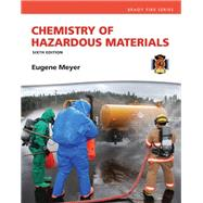 Chemistry of Hazardous Materials by Meyer, Eugene, 9780133146882