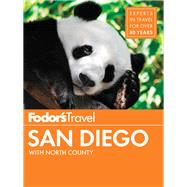 Fodor's San Diego by FODOR'S TRAVEL GUIDES, 9780147546883