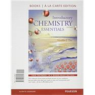 Introductory Chemistry Essentials, Books a la Carte Plus MasteringChemistry with eText -- Access Card Package by Tro, Nivaldo J., 9780134026886
