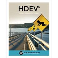 HDEV (with HDEV Online, 1 term (6 months) Printed Access Card) by Rathus, Spencer A., 9781337116886