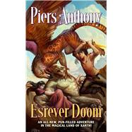 Esrever Doom by Anthony, Piers, 9780765366887