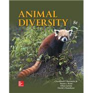 Animal Diversity by Hickman, Jr., Cleveland; Roberts, Larry; Keen, Susan; Larson, Allan; Eisenhour, David, 9781259756887