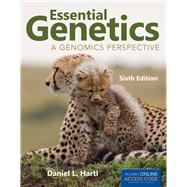 Essential Genetics (Book with Access Code) by Hartl, Daniel L., 9781449686888