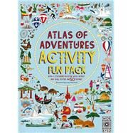 Atlas of Adventures Activity Pack by Letherland, Lucy, 9781847806888
