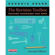 The Revision Toolbox by Heard, Georgia, 9780325056890