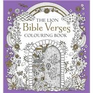 The Lion Bible Verses Colouring Book by Jackson, Antonia; French, Felicity, 9780745976891