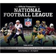 The Official Treasures of the National Football League by Buckley, James; Gigliotti, Jim, 9781780976891