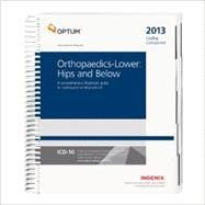Coding Companion for Orthopaedics - Lower 2013: Hips & Below by OptumInsight, Inc., 9781601516893
