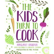 The Kid's Turn to Cook by Brooker, Margaret, 9781742576893