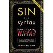 Sin and Syntax by HALE, CONSTANCE, 9780385346894