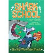The Boy Who Cried Shark by Ocean, Davy; Blecha, Aaron, 9781481406895