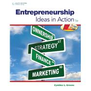 Entrepreneurship Ideas in Action by Greene, Cynthia L., 9780538496896