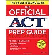 The Official Act Prep Guide 2018 + Bonus Online Content by ACT Inc., 9781119386896
