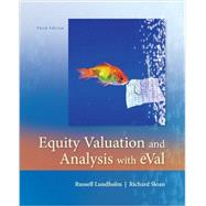 Equity Valuation and Analysis w/eVal by Lundholm, Russell; Sloan, Richard, 9780073526898