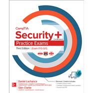 CompTIA Security+ Certification Practice Exams, Third Edition (Exam SY0-501) by Lachance, Daniel; Clarke, Glen, 9781260026900