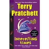 Interesting Times by Pratchett T, 9780061056901