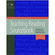 Teaching Reading Sourcebook, Updated 2nd Edition by ProEd, 9781571286901