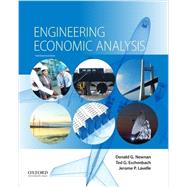 Engineering Economic Analysis by Newnan, Donald G.; Eschenbach, Ted G.; Lavelle, Jerome P., 9780190296902