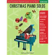 Christmas Piano Solos - Second Grade by Willis Music Co, 9781423456902