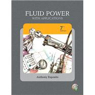 Fluid Power with Applications by Esposito, Anthony, 9780135136904
