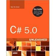 C# 5.0 Unleashed by De Smet, Bart, 9780672336904